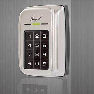 AR-321H (Taiwan) hệ thống kiểm soát cửa, chấm công thẻ cảm ứng