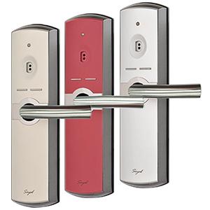 AR-323 (D) Digital Door Lock (RF Card) – Khóa khách sạn kỹ thuật số (thẻ cảm ứng)