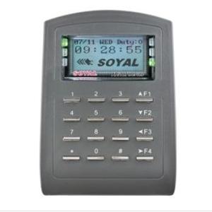 AR-727H, hệ thống kiểm soát cửa, chấm công thẻ cảm ứng