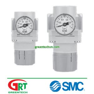 AR20-02BG-A | SMC | Bộ điều áp suất | SMC Viet Nam