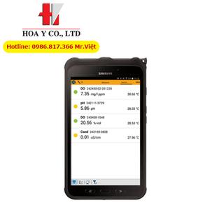 Arc View Mobile Advanced - Thiết bị giám sát online pH, DO, độ dẫn điện và ORP