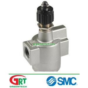 AS420-04 | Van điều chỉnh lưu lượng khí nén | SMC Vietnam | Greentech Vietnam