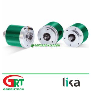 AS58 A, AM58 A | Lika | Bộ mã hóa vòng xoay | Multi-turn rotary encoder / absolute /hollow-shaft
