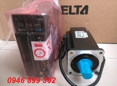 Servo Delta ASD-B2-0721 B + ECMA-C20807RS 750w-220v