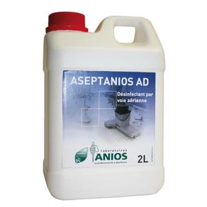 Dung dịch phun sương khử trùng các bề mặt bằng đường không khí Aseptanios AD (2 lít, 5 lít)
