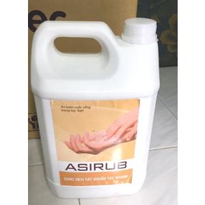 Dung dịch rửa tay sát khuẩn Asirub 500ml