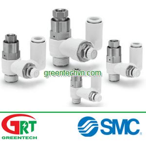 Multi-point lubricator / for compressed air AL series   Van tiết lưu SMC   SMC Vietnam   SMC