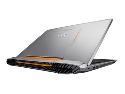 Asus G752VT Core i7 17.3 inch FHD GTX 970M Windows 10 Core i7 6700HQ / RAM 16GB / SSD 128GB + HDD 1T