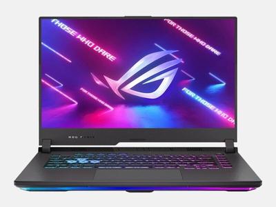 Asus Gaming ROG Strix G513QC-HN015T | Ryzen 7 5800H | 8GB | SSD 512GB | RTZ 3050 | 15.6 FHD | Mới