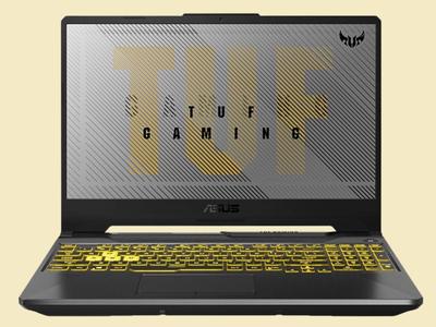 Asus Gaming TUF FA706IU-H7133T | R7-4800H | 8GB RAM | 512GB SSD | 17.3 FHD 120Ghz | GTX 1660Ti 6GB