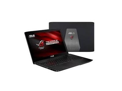 Asus GL552JX (Core i5-4200H | Ram 4GB | HDD 1TB | 15.6 inch HD | Nvidia Geforce GTX950M)
