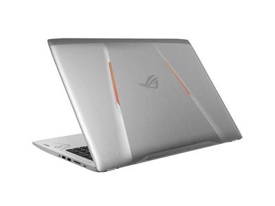 ASUS GL702VS INTEL I7-7700HQ, 12GB RAM, 1TB HDD, VGA NVIDIA GTX 1070 - 8GB, 17.3 INCH FULL HD.