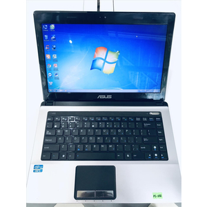 Asus K43S || i5-2430M-2.4GHz || Ram 4G/HDD 500G || 14