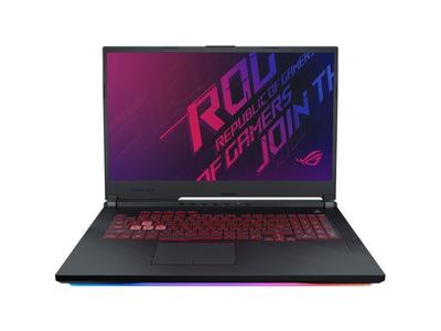 Asus ROG Strix G731 (Core i7-9750H | Ram 8GB | SSD 512GB | 17,3 inch FHD | Nvidia RTX 2060 6GB)