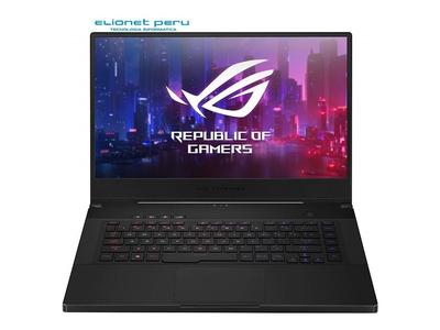 Asus ROG Zephyrus M (GU502GW-AH76) 15.6 inch-RTX 2070 - Intel Core i7-9750H, 16GB DDR4 RAM