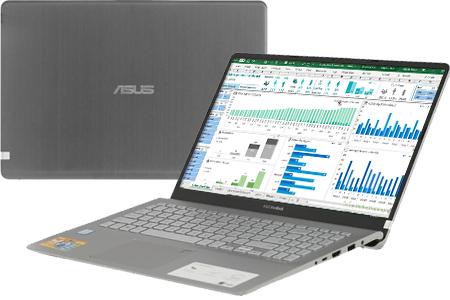 Asus VivoBook S530UA-BQ255T Core i5 8250U Ram4GB SSD 256GB 15,6 Inch FHD VGA MX 150 (Mới)
