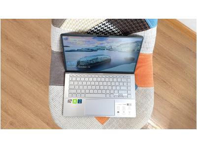 Asus Zenbook 14 Q407IQ | Ryzen 5-4500U | RAM 8GB | SSD 256GB | VGA NVIDIA MX350 | 14.0 FHD NEW