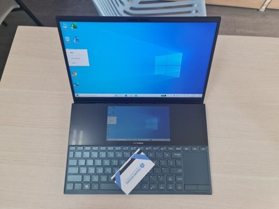 Asus Zenbook Duo UX482EG-KA099T | Core i7-1165G7 |16GBGB |SSD 1TB |MX450-2GB |14 inch FHD | Mới 100%