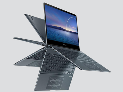 Asus Zenbook Flip UX363 2in1   Core I7-1165G7   RAM 16GB   SSD 1TB   13.3 Oled New seal