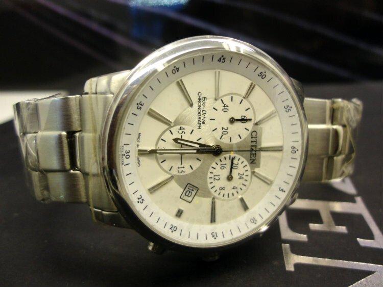 Đồng hồ nam nhật bản Citizen Chronograph AT4095-51A