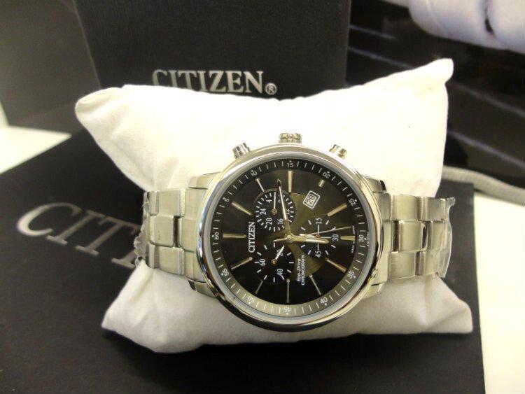 Đồng hồ nam nhật bản Citizen Chronograph AT4095-51E