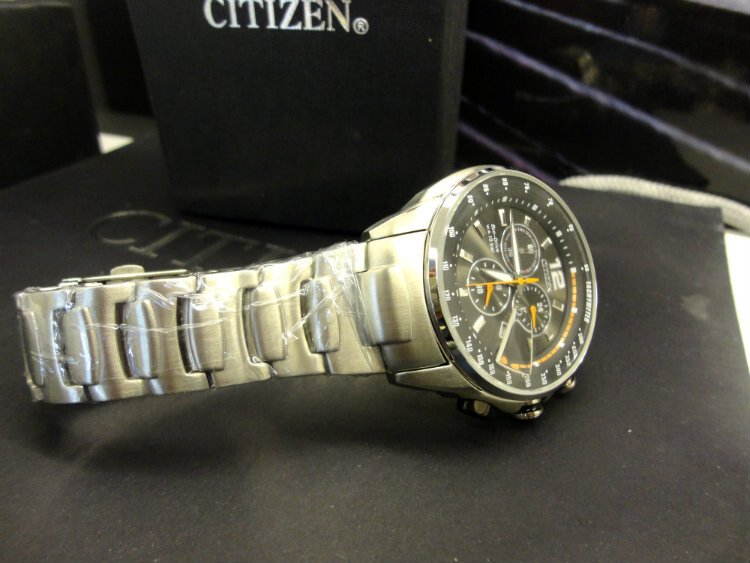 Đồng hồ nam Citizen Chronograph AT0796-54E
