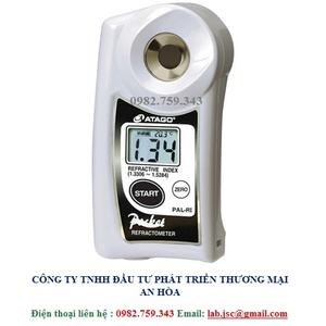 Khúc xạ kế đo độ ngọt và chỉ số khúc xạ điện tử số Atogo PAL-BX/RI