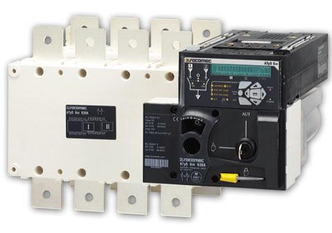 Bộ Chuyển Đổi Nguồn ATS 3P 2000A