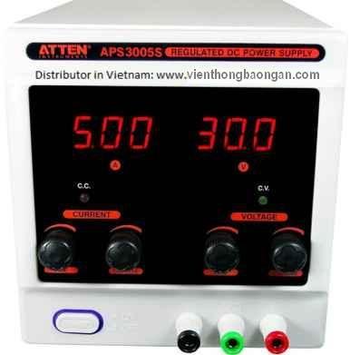 Nguồn đa năng ATTEN-AT3005S - Hàng chính hãng