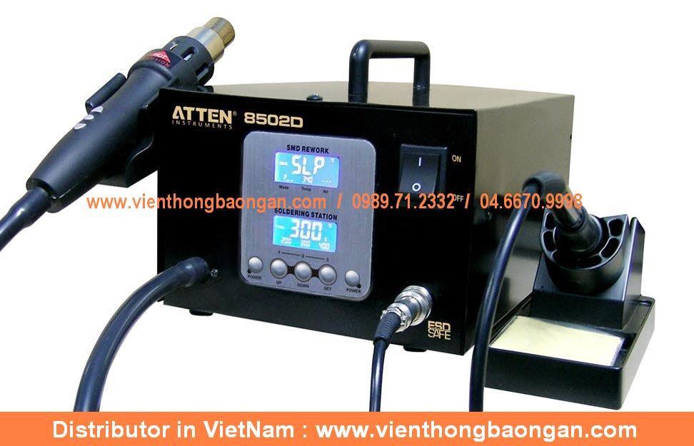 ATTEN AT8502D-2in1 Intelligent Reworking Station