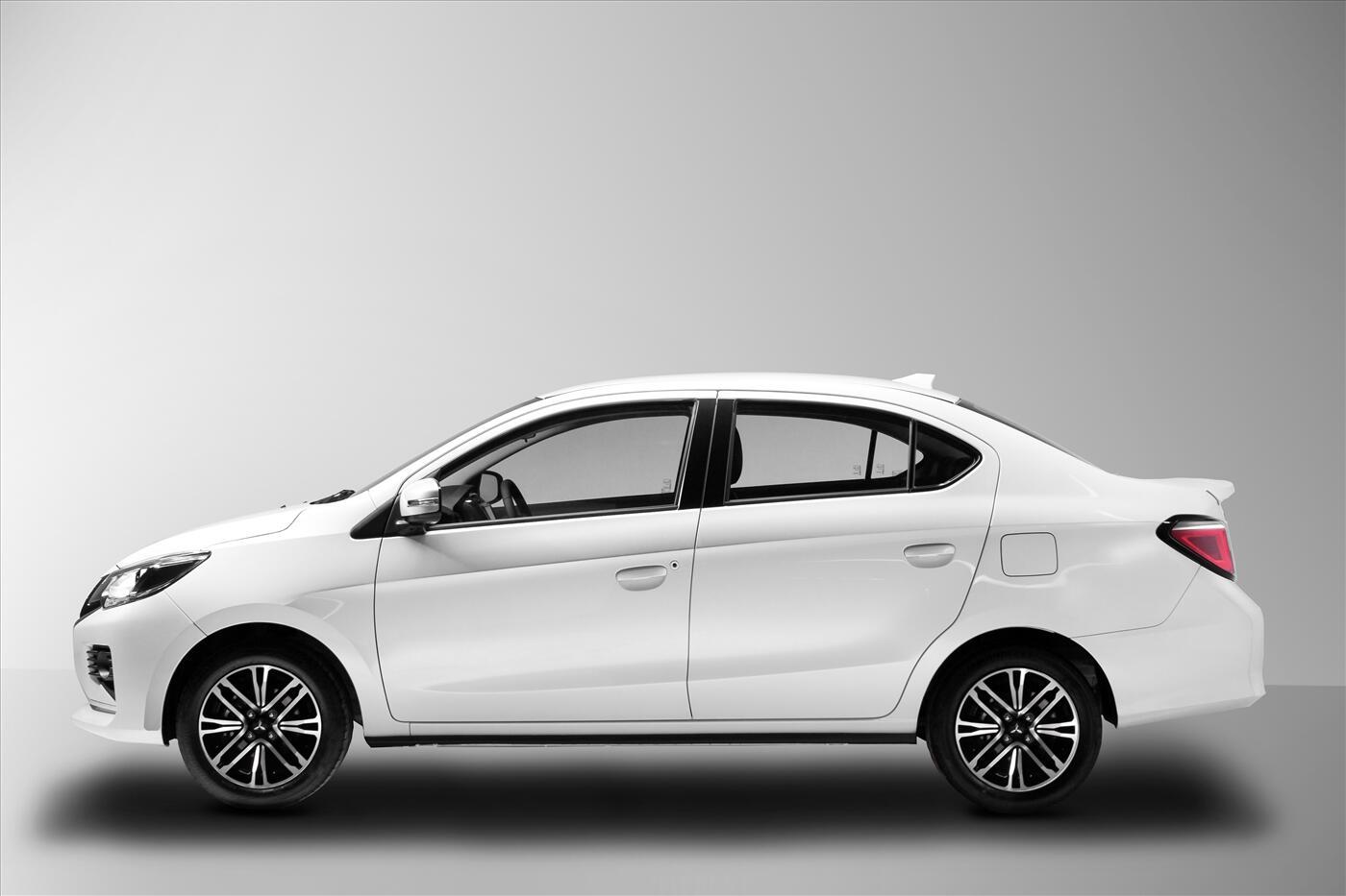 Mitsubishi Attrage 2021 - Phiên Bản Nâng Cấp Mới Nhất