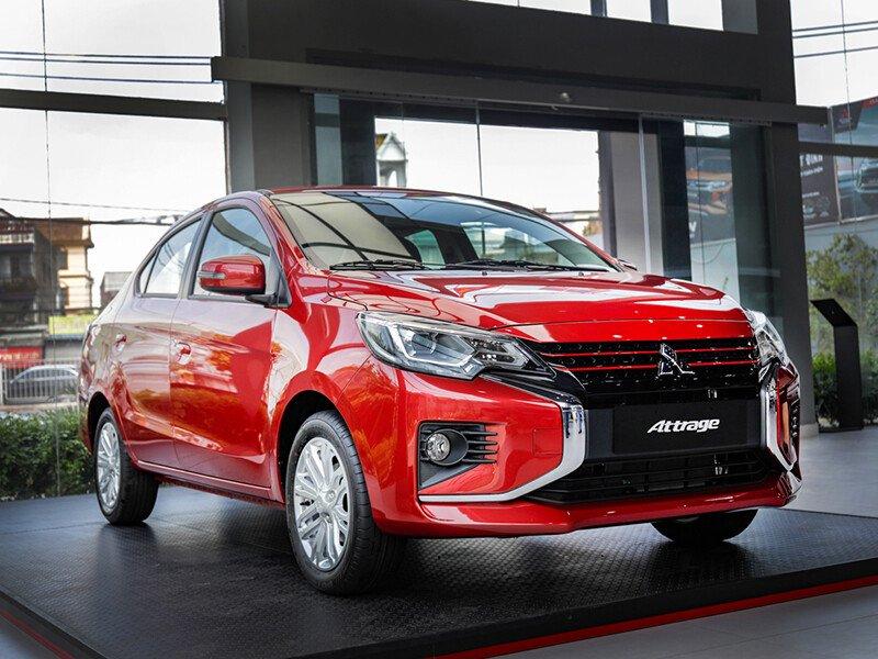 Mitsubishi Attrage CVT Premium 2021
