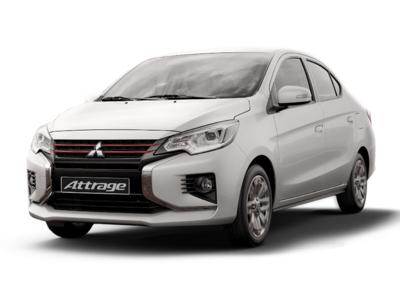 Mitsubishi Attrage MT