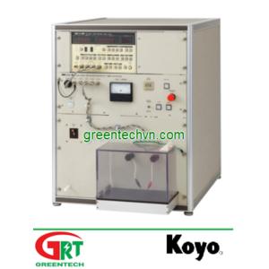 Automatic Coil Test System | Hệ thống kiểm tra cuộn dây tự động | Koyo