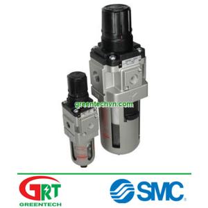 AW20-F02H-2-A | SMC AW20-F02H-2-A | Bộ lọc điều áp | filter regulator, modular, AW MASS PRO