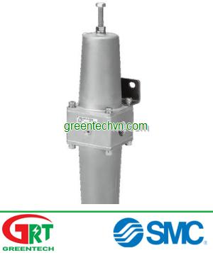 Compressed air filter-regulator / stainless stee| AW30/40-X2622 seriess | SMC Vietnam | SMC Thiết bị
