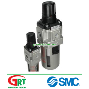 AW40-N04 | SMC AW40-N04 | Bộ lọc khí nén | Air Fillter Regulator | SMC Vietnam