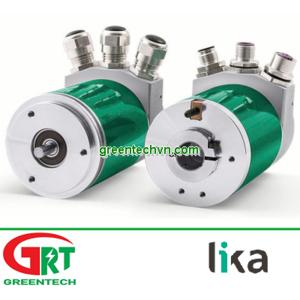 Ax58x PB | Lika | Bộ mã hóa vòng xoay | Multi-turn rotary encoder / absolute /hollow-shaft