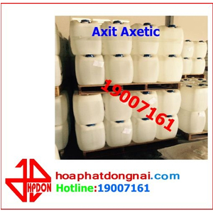 Axit Axetic (giấm công nghiệp) CH3COOH