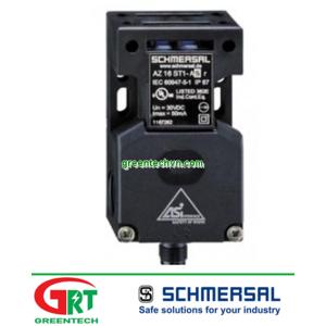 AZ16-ST1-AS-R | Schmersal | Công tắc, cảm biến cửa an toàn | Schmersal Việt Nam