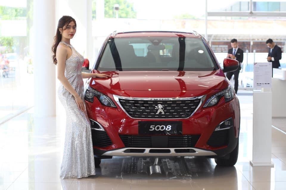 Peugeot 3008 Allnew Đỏ | Màu mới 2021 | 0969 693 633
