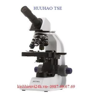 Kính hiển vi sinh học 1 mắt, tích hợp pin sạc B-153R OPTIKA