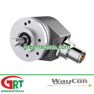 B36 | Incremental rotary encoder | Bộ mã hóa vòng quay tăng dần | WayCon Việt Nam