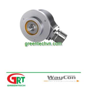 B58 | Incremental rotary encoder | Bộ mã hóa vòng quay tăng dần | WayCon Việt Nam