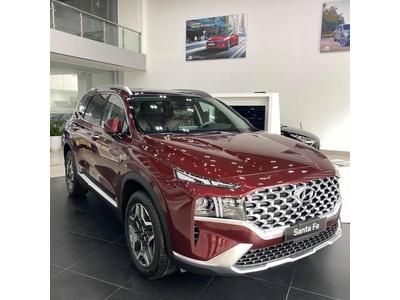 Hyundai Santa Fe 2.5 Xăng Cao Cấp 2021