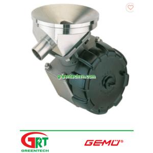 B600 | Gemu B600 | Van góc điều khiển bằng khí nén đáy bồn B600 | Gemu Vietnam