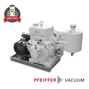 BA 251, 3-phase motor, 265/460 V, 60 Hz, without HV-safety valve