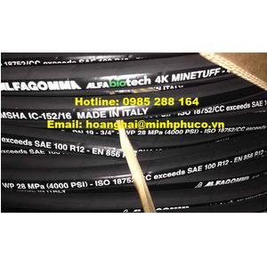Bấm ống thủy lực cho nhà máy   Minh Phú • Liên hệ Mr.Hải 0985 288 164