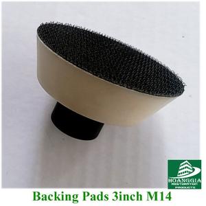BACKING PADS 3INCH M14 LOẠI 1