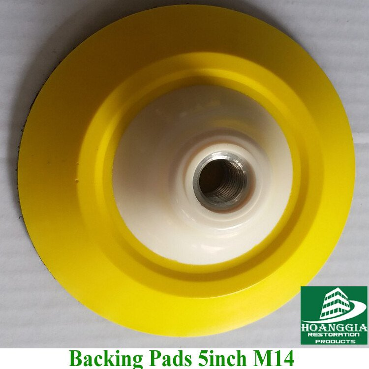 Backing Pads 5INCH M16